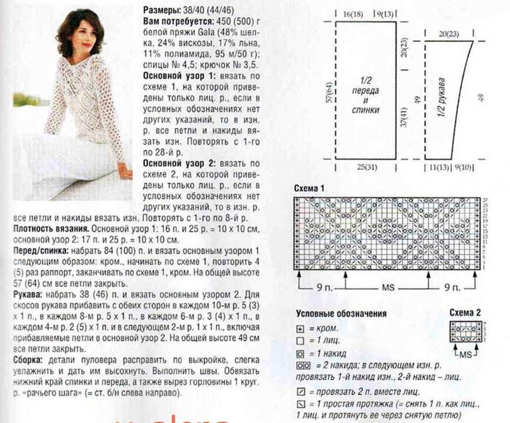 Модели Вязанного Джемпера
